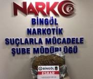 6 Kilo Esrarla Yakalanan Şüpheli Tutuklandı