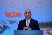 TERÖRIZM - AB'li Yunan Komisere Çavuşoğlu'ndan Yunanistan Mesajı