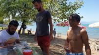 Afgon Genç Cankurtaranlar Yetişmese Boğulacaktı