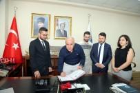 Akdeniz Belediyesi İle MSYD Arasında, Suriyelilere Yönelik Protokol İmzalandı