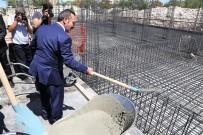 Aksaray'da Anadolu İmam Hatip Lisesinin Temeli Atıldı