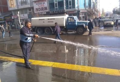Ardahan'da Bayram Temizliği