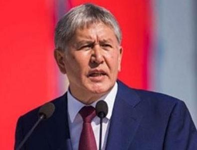 Atambayev'in evine ikinci operasyon!