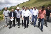 Başkan Demir Açıklaması 'Durmadan, Yorulmadan Çalışmaya Devam'