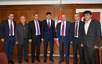 KEMER SIKMA - Başkan Özcan'dan Bayram Müjdesi