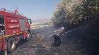 Bingöl'de Bahçe Yangını