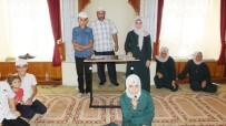 Burhaniye'de Kavakdibi Cami'nde Hatim Coşkusu