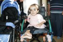 Cam Kemik Hastası Kardeşlerin Yüzü Mavi Kapakla Güldü