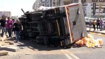 Diyarbakır'da Kamyonet İle Otomobil Çarpıştı Açıklaması 2 Yaralı
