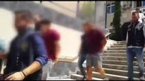 İstanbul'da 4 Hırsızlık Şüphelisi Yakalandı