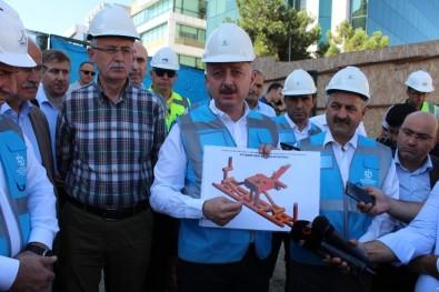 İstanbul'u Kocaeli'ne Bağlayacak Gebze Metrosunu Ulaştırma Bakanlığı Devraldı