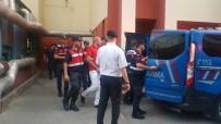 Kafeye Ses Bombası Atan 3 Zanlı Tutuklandı