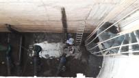 SALYANGOZ - Kazanlı Atıksu Pompa İstasyonundaki Sorun Çözüldü