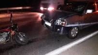 Manisa'da Trafik Kazası Açıklaması 1 Ölü