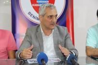 KARABÜKSPOR - Mehmet Yüksel Açıklaması 'Karabükspor'un Başkanıyım Demek Kolay Değil'