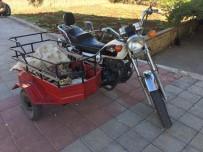 Midyat'ta Motosiklet Hırsızları Suçüstü Yakalandı