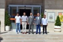 ATATÜRK ÜNIVERSITESI - Rektör Öztürk'ten Sınav Koordinatörlüğü'ne Ziyaret