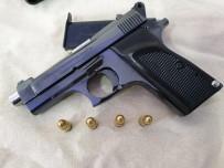 RUHSATSIZ SİLAH - Silah Ticareti Operasyonunda 3 Kişi Tutuklandı