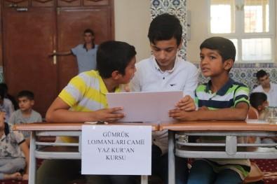 Silopi'de Kur'an Kursları Arası Bilgi Yarışması
