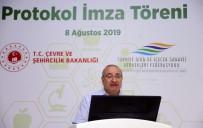 ENERJİ VERİMLİLİĞİ - TGDF İle Çevre Yönetimi Genel Müdürlüğü İşbirliğine Gitti