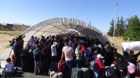 Ülkelerine Bayram İçin Giden Suriyelilerin Sayısı 35 Bini Aştı