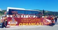Ultraslan Orhangazi, Takımlarını Ankara'da Yalnız Bırakmadı