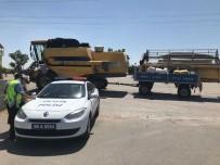 Aksaray'da Tarım Araçlarının Trafiğe Çıkışı Yasaklandı