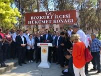 TOPLU KONUT - Bakan Kurum Açıklaması ''250 Konut Yapımını Başlatıyoruz'