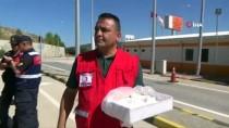 Bakan Soylu Video Konferans İle Trafik Kontrol Noktasına Bağlandı