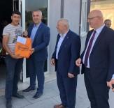Başkan Babaoğlu Belediye Personeli İle Bayramlaştı