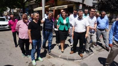 Başkan Hürriyet, Kadıköy Mahallesi'nde Vatandaşlarla Buluştu