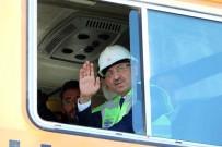 YÜKSEK HıZLı TREN - Cumhurbaşkanı Yardımcısı Oktay Açıklaması 'Yatırımlar Türkiye'nin Her Tarafında Hızla Devam Ediyor'