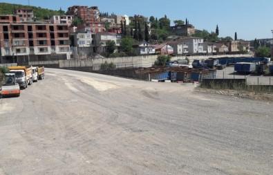 Dilovası'ndaki Tır Parkı Eski Güzergahına Alındı