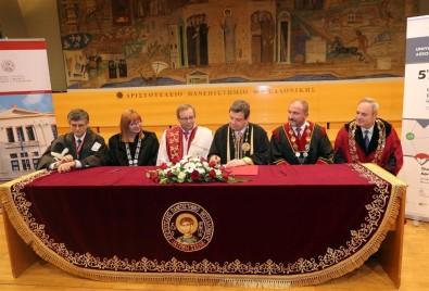 Genel Kurulda 'BUA Tüzüğü' İmzalandı