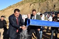 Gertan İçme Suyu Projesi Hizmete Girdi
