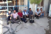 HDP'li Silopi Belediyesinin İşten Çıkardığı İşçilerden Eylem