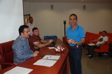 İzmit Belediyesi'nin 'Başkanlık Kupası'Nda Kuralar Çekildi