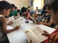 Kartepeli Minikler Her Gün Bir Saat Kitap Okuyor