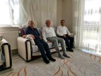 Milletvekili Kahtalı'dan 15 Temmuz Şehidinin Ailesine Ziyaret