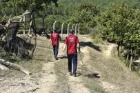 Pendik'te Kaçan Kurbanlıklara Üfleme Çubuklu Ekip