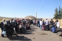 Suriyelilerin Ülkelerine Gidişleri Tamamlandı