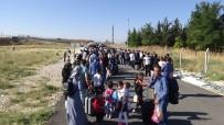 Ülkelerine Bayram İçin Giden Suriyelilerin Sayısı 38 Bini Aştı