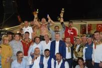 Altın Kiraz'ın Başpehlivanı İsmail Balaban Oldu
