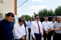 Başkan Gürkan Asfalt Çalışmalarını Yerinde İnceledi