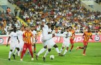 MEHMET METIN - BTC Türk Yeni Malatyaspor Açıklaması 0 - Alanyaspor Açıklaması 3  (İlk Yarı)