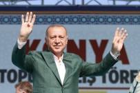 RECEP TAYYİP ERDOĞAN - Cumhurbaşkanı Erdoğan Açıklaması 'Seçimlerdeki Rekor Desteğiniz İçin Sizlere Teşekkür Ediyorum' (1)