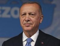 RECEP TAYYİP ERDOĞAN - Cumhurbaşkanı Erdoğan: Adalet teşkilatımız hainlerle mücadelede önemli gücümüz olmuştur