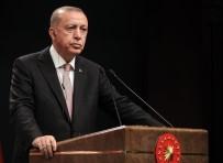 RECEP TAYYİP ERDOĞAN - Cumhurbaşkanı Erdoğan'dan Adli Yıl Mesajı