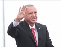 RECEP TAYYİP ERDOĞAN - Cumhurbaşkanı Erdoğan: Konya metrosunun ihalesine başlıyoruz