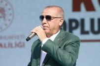 Cumhurbaşkanı Erdoğan Konya'da Toplu Açılış Töreninde Konuştu